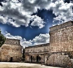 Edificios Mayas