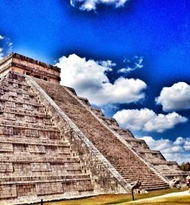 gran piramide de Chichén Izta