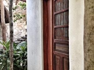 campechana de puerta