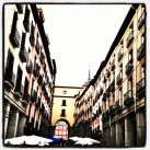 arcos plaza Mayor