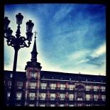 plaza mayor farola