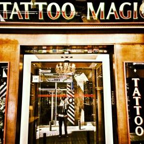tatto magic